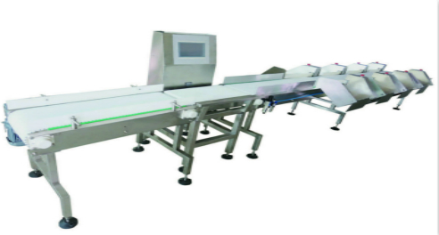 Automatic Sorting Machine for Perch and Osmanthus fragrans